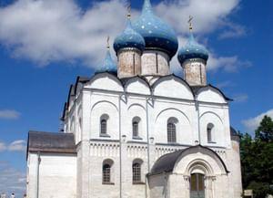 Собор Рождества Пресвятой Богородицы Суздальского кремля (Богородицкий собор, Богородице-Рождественский собор)