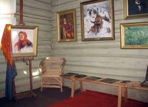 Дом-музей Ф. В. Сычкова