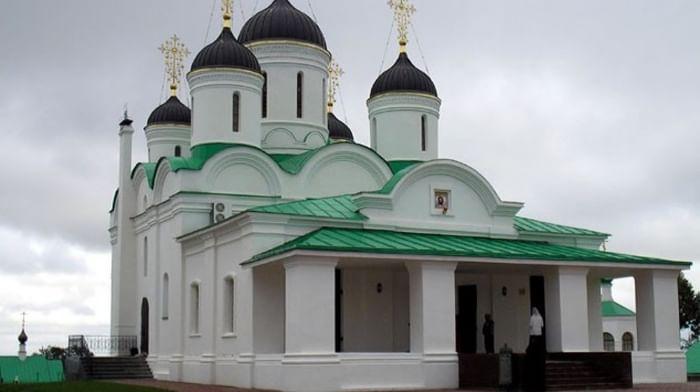 Собор Преображения Господня в Спасском монастыре в Муроме (Спасопреображенский собор)