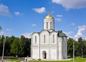 Собор Димитрия Солунского во Владимире