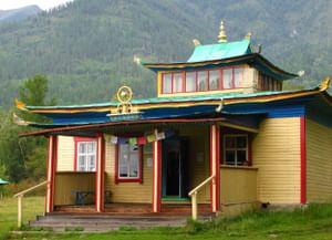 Хандагайтайский (Аршанский) дацан в Республике Бурятия