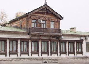 Дом Жуковского в Челябинске