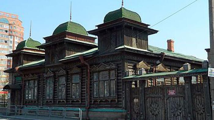 Дом-особняк Рябинина в Челябинске