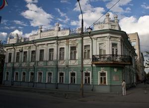 Особняк купца Архипова в Челябинске