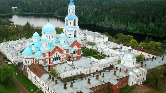 Спасо-Преображенский Валаамский ставропигиальный мужской монастырь