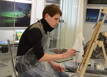 Экспресс-курс масляной живописи