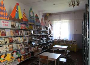 Дмитро-Титовская поселенческая библиотека-филиал