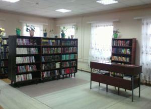 Чернохолуницкая сельская библиотека