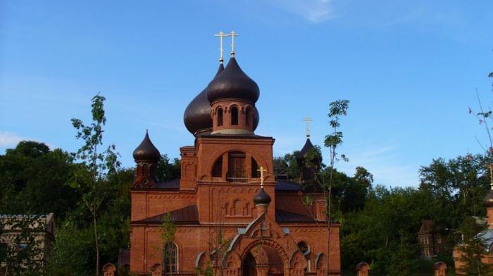Старообрядческий храм Покрова Пресвятыя Богородицы в Казани