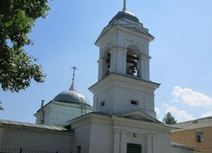 Христорождественский единоверческий храм (Храм во имя Рожества Христова) в Екатеринбурге