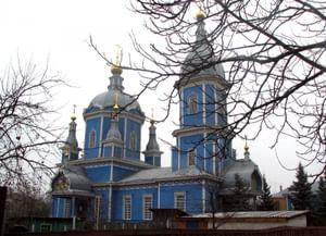 Спасо-Преображенский собор в Новозыбкове Брянской обл.
