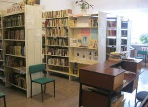 Новлянская сельская библиотека-филиал