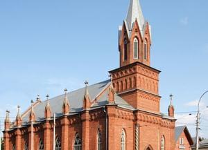 Евангелическо-Лютеранский храм во имя святой Марии в Ульяновске
