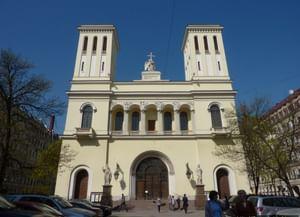 Евангелическо-Лютеранский Кафедральный храм святых апостолов Петра и Павла (Петрикирхе) в Санкт-Петербурге