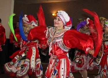 Гастроли государственного театра национальных культур Приаргунск