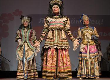 Гастроли государственного театра национальных культур Краснокаменска