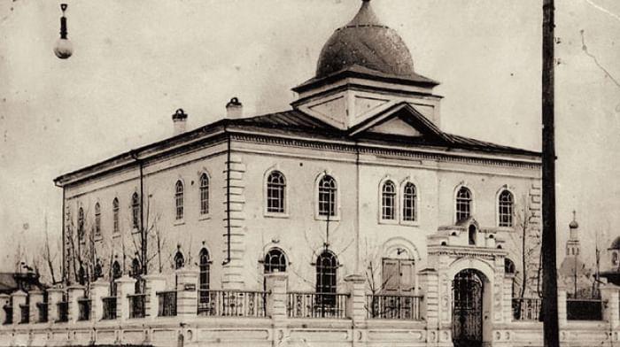 Верхнеудинская синагога в Улан - Удэ