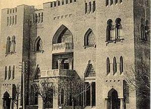 Смоленская хоральная синагога