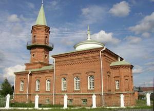 Мечеть в Тобольске