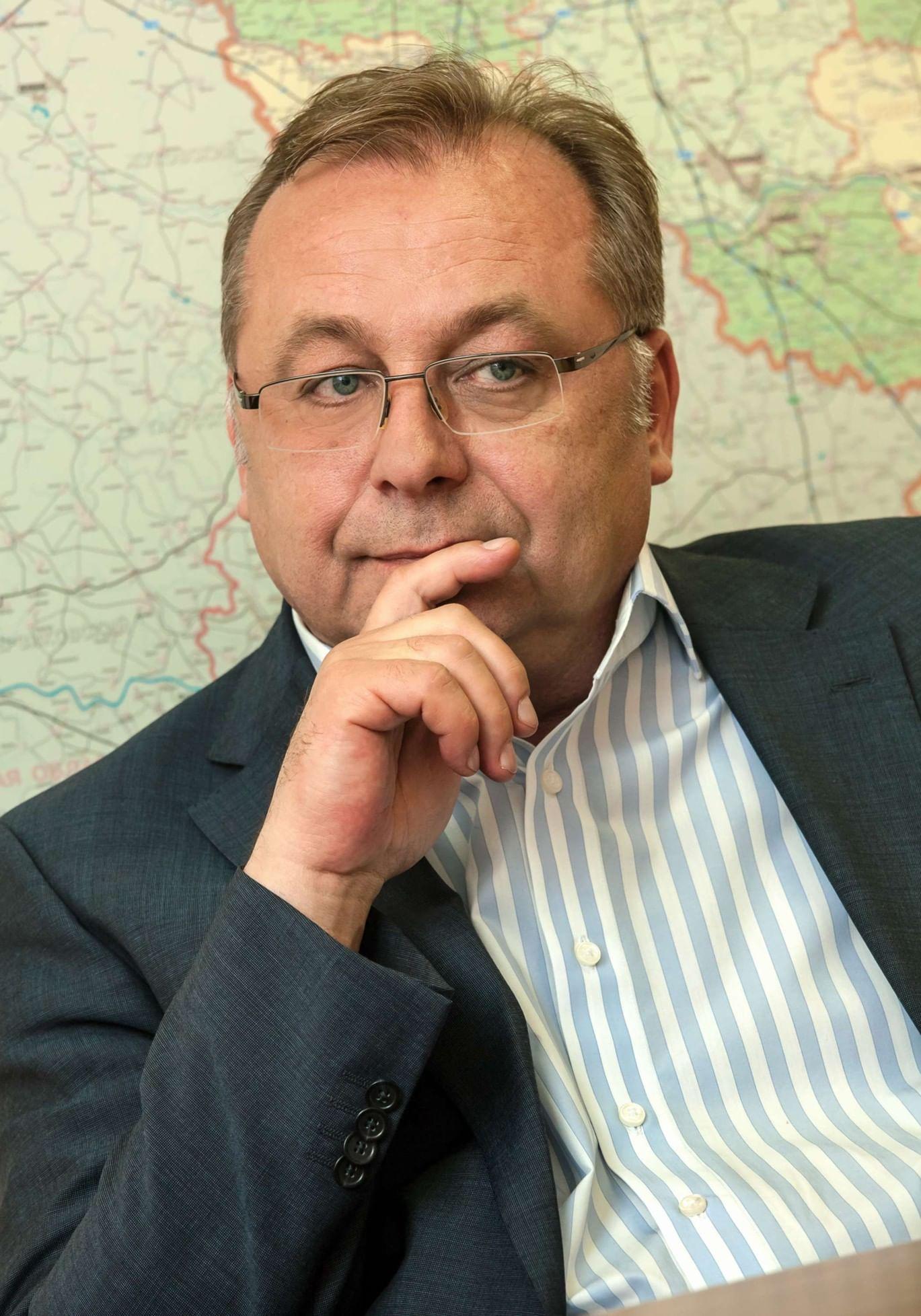 Николай Азаров: «Профессия дирижёра – сложная, но приятная». Галерея 1