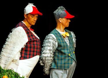 Спектакль «Два весёлых гуся»