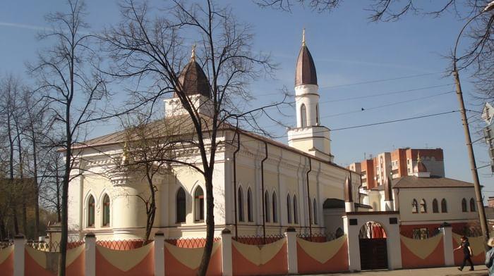 Соборная мечеть в Ярославле
