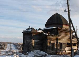 Мечеть аула Теплая речка в Кемеровской области