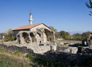 Мечеть Бейбарса в Старом Крыму республики Крым