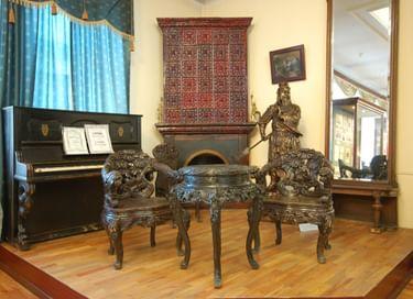 Выставка «История Забайкалья в XIX – нач. XX вв.»