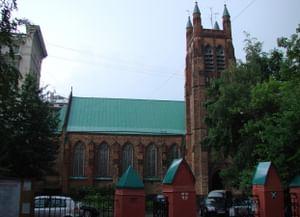 Собор святого Андрея Англиканской Церкви в Москве