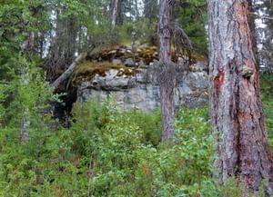 Святилище «Эшмесская пещера» в Республике Коми