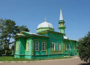 Первая Соборная мечеть в Чистополе