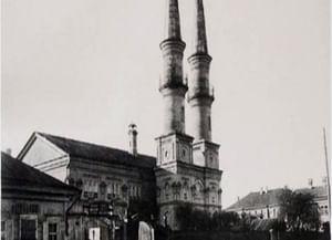 Хакимовская мечеть (Четвёртая соборная мечеть) в Уфе