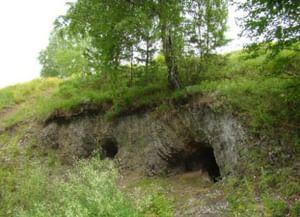 Айдашинская пещера (Девичья Яма) в Красноярском крае