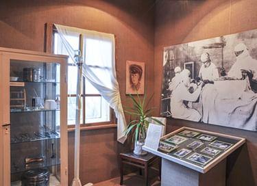 Выставка «Загорск – город-госпиталь»