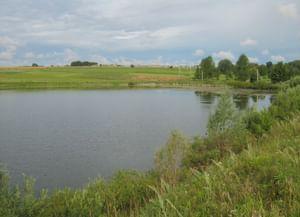 Озеро Тени в Чувашской Республике