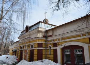Римско-Католический храм Успения Пресвятой Богородицы, ныне Нижегородский центр научно-технической информации (ЦНТИ) в Нижнем Новгороде