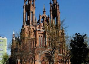 Храм Пресвятого Сердца Иисуса (Польский костел) в Самаре