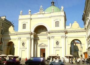 Базилика св. Екатерины Александрийской в Санкт-Петербурге