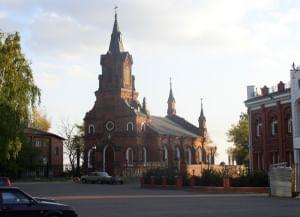 Храм Святого Розария Пресвятой Девы Марии (Польский костел) во Владимире