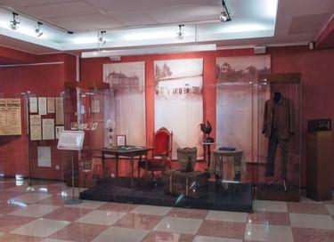 Выставка «П. И. Чайковский. Симфония «Жизнь». Творческий путь и судьба художника»