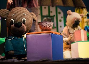 Спектакль «Медвежонок Рим-Тим-Ти»