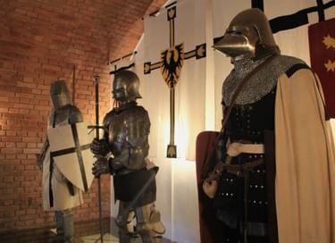 Экспозиция «Рыцарский зал»