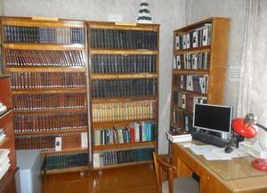 Унорожская сельская библиотека