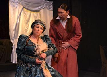 Спектакль «Женитьба»