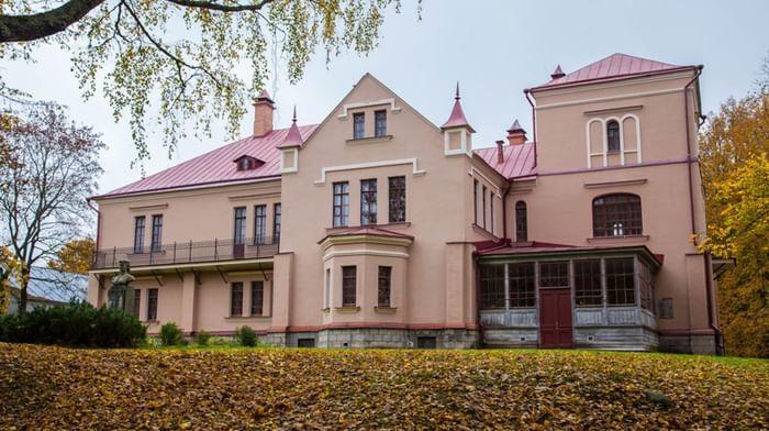 Мемориальный музей-усадьба С. В. Ковалевской
