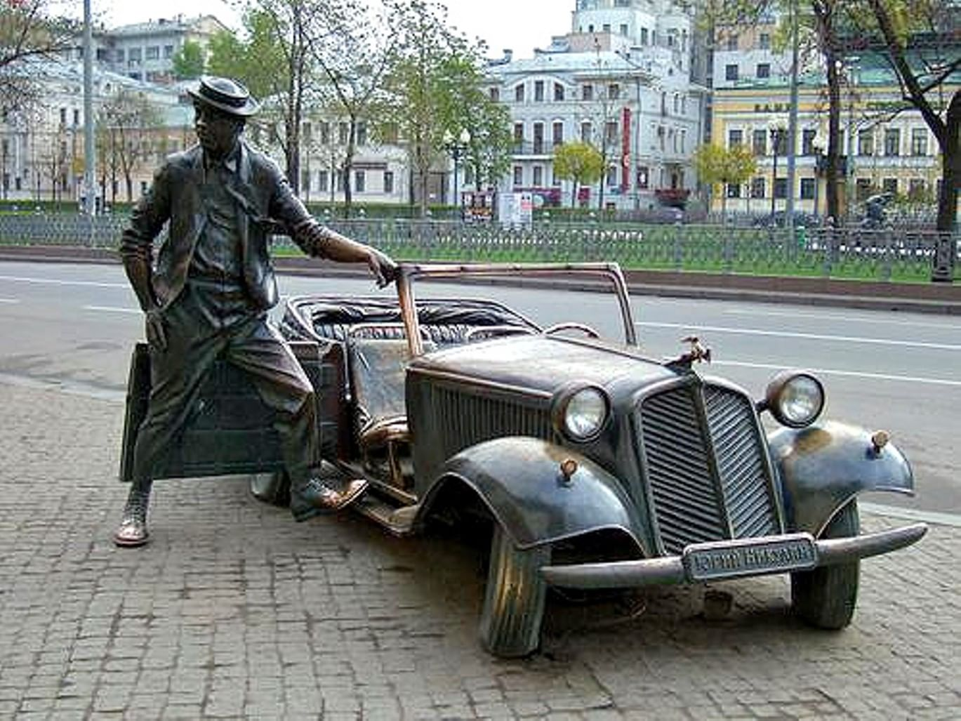 Коренной москвич с Цветного бульвара. Галерея 2