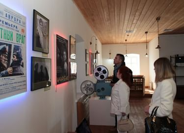 Выставка «Герои Шолохова на экране»