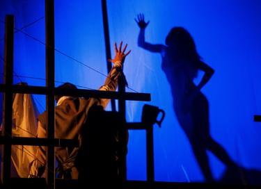 Спектакль «Последняя женщина сеньора Хуана»