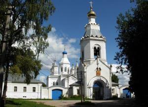 Богородичный Щегловский мужской монастырь в Туле